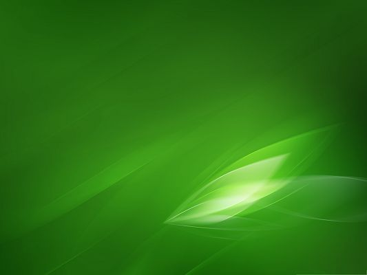 click to free download the wallpaper--Wallpaper for Widescreen - Aero Stream Green, Feel Freshness and Cleaness