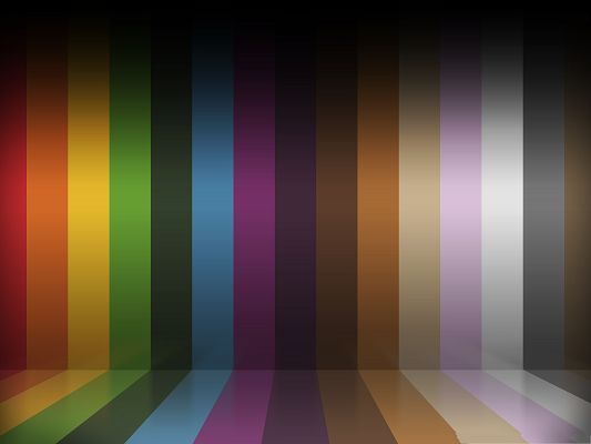 click to free download the wallpaper--Wallpapers and Backgrounds, Striped Room, Colorful Lines, Fit for Various Devices