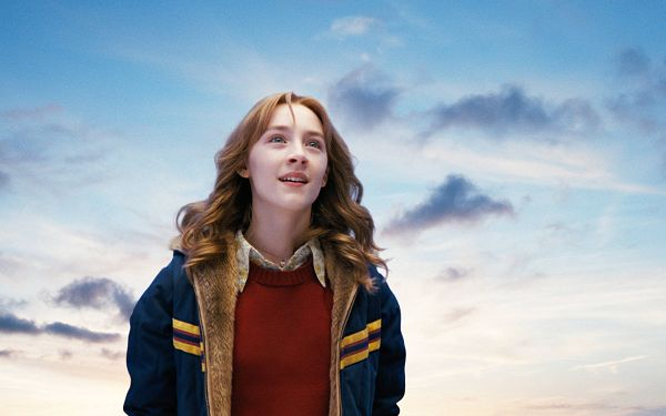 free scenery wallpaper - Includes Saoirse Ronan, Looking Far and Smiling!,click to download
