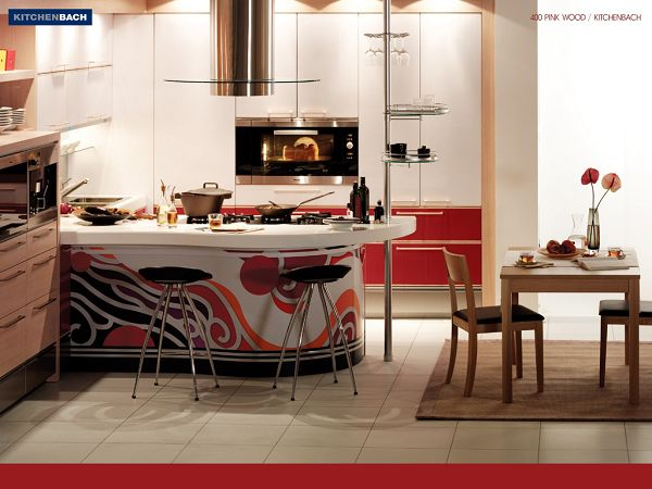 Free Wallpaper: It Desktop Kitchen Design