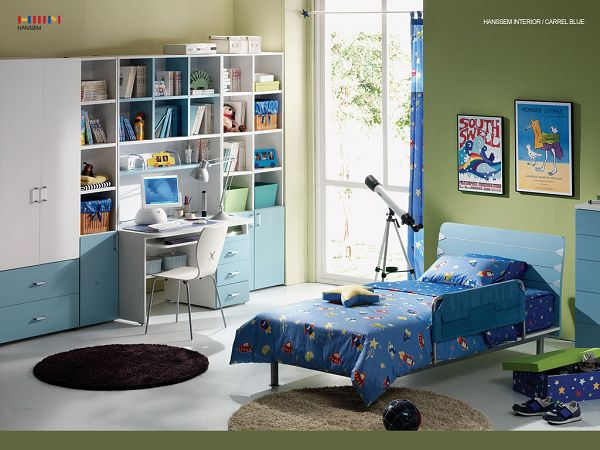 free wallpaper of Children room design   ,click to download
