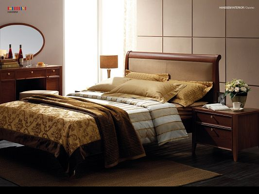 Free Wallpaper Of Bedroom Decoration