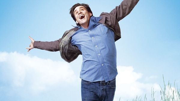 free wallpaper of comedy king: Jim Carrey ,click to download