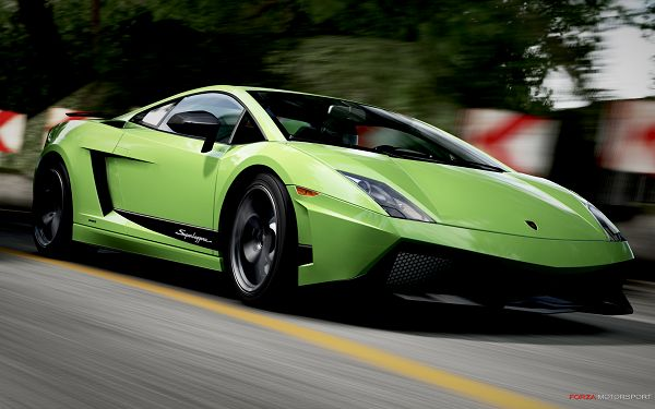 free wallpaper of fine sports car-Lamborghini Gallardo,click to download