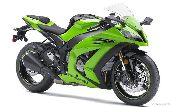 Free Wallpaper Of Motorcycle For Road Racing:Kawasaki Ninja ZX10R
