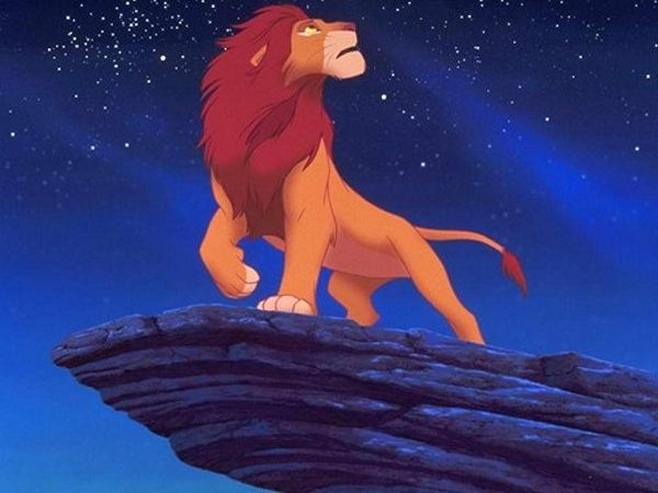 free wallpaper of movie poster; The lion king ,click to download