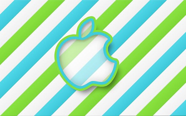 free wallpaper of sign- APPLE,click to download