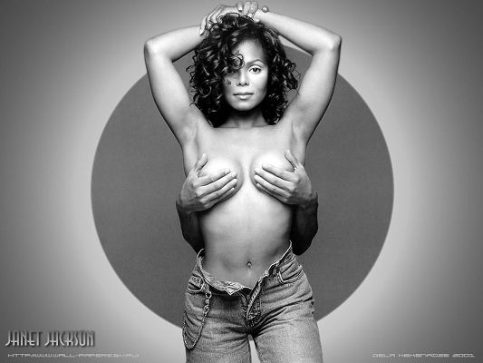 Free Wallpaper Of Singer-Janet Jackson