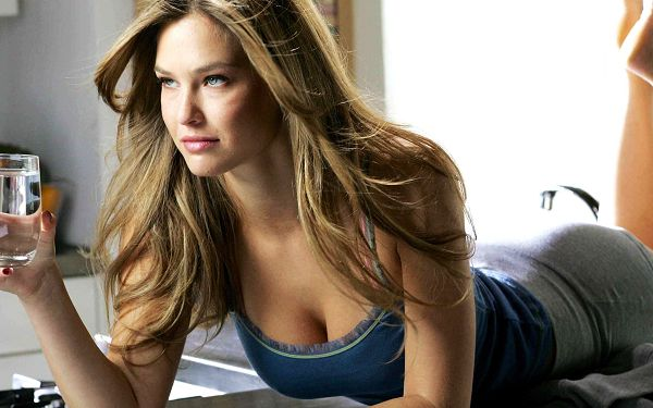 free wallpaper of star-Bar Refaeli,click to download