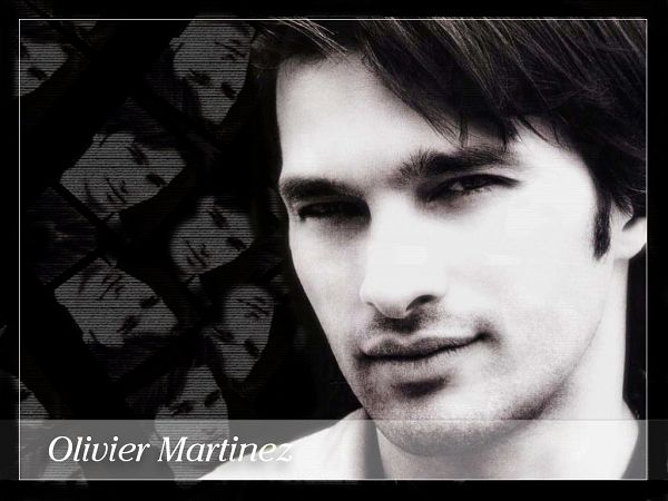 free wallpaper of star: Olivier Martinez ,click to download