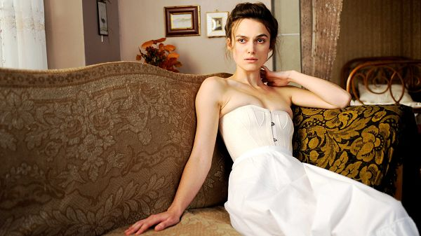 free wallpaper of star: beautiful girl Keira Knightley ,click to download