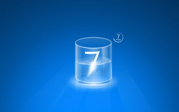 free wallpaper of the windows 7 with more better performance ,click to download