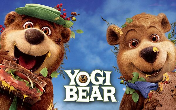 Free Wallpaperabout The Movie - Yogi Bear