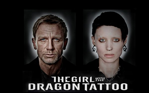 high quality of wallpaper: The Girl with the Dragon Tattoo  ,click to download