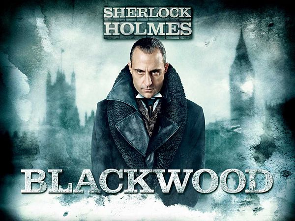 high quality of wallpaper - Sherlock Holmes  ,click to download