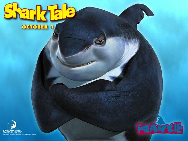 High Quality Wallpaper Of Shark Tale