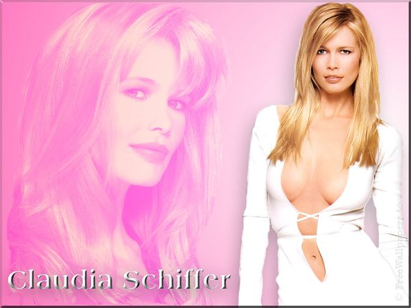 wallaper of Claudia Schiffer ,click to download