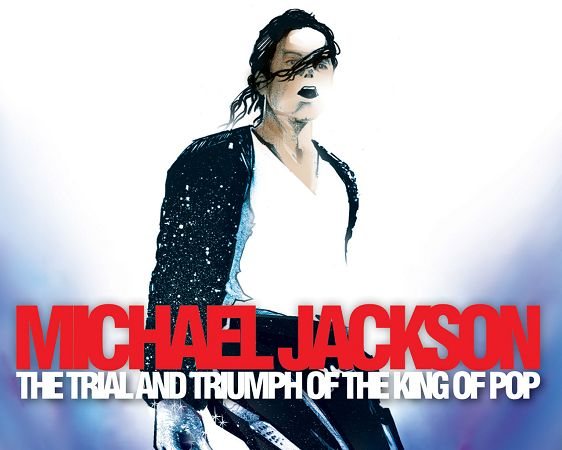 Wallpaper Of A King Of Pop Music: Michael Jackson