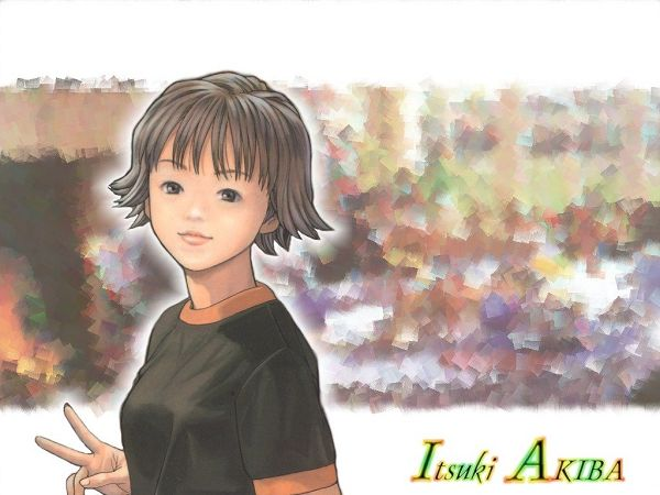 wallpaper of a lovely girl: Itsuki Akiba ,click to download