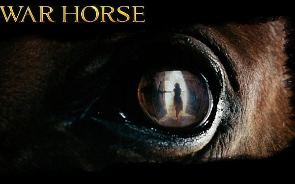 Wallpaper of a movie poster - war horse ,click to download