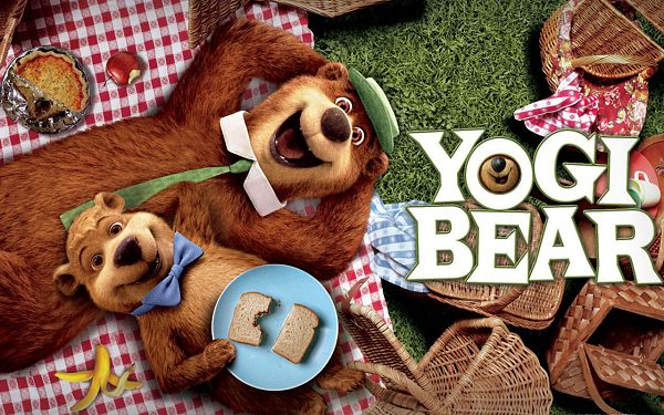 wallpaper of movie poster: Yogg Bear  ,click to download
