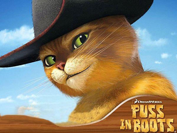 Wallpaper Of Movie Poster - Puss In Boots