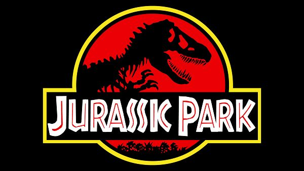 Wallpaper Of Movie Poster: Very Popilar Film - Jurassic Park