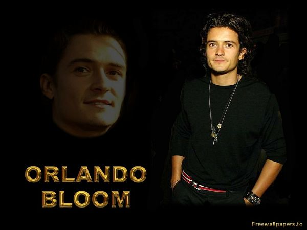 Wallpaper Of Popular Actor: Orlando Bloom