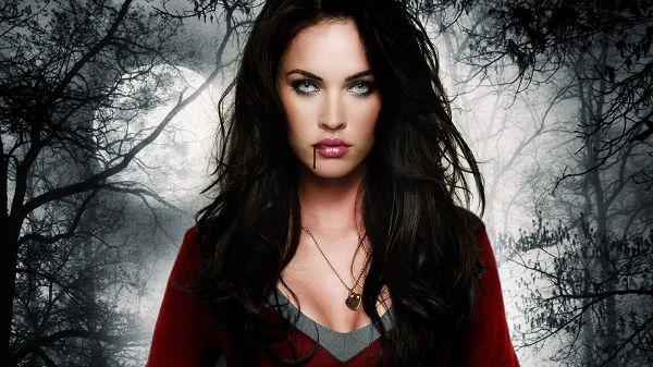 wallpaper of star: Megan Denise Fox in the movie Jennifers Body ,click to download
