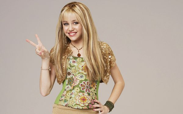 Wallpaper Of Star:young Beauty MaiLi Cyrus