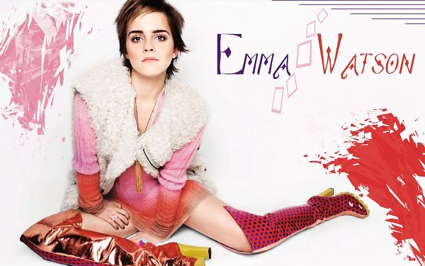 Wallpaper Of The Most Popular Actress: Emma Watson