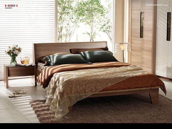 Wonderful Wallpaper: Light Brown Color For Bedroom