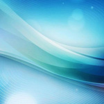 Wide Wallpaper for Desktop – Abstract Cyan Background