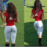 Those Embarrassing Sports Awkward Tights(2)