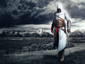 Best Games Wallpaper, Assassin's Creed Revelation, Lonely Tough Man