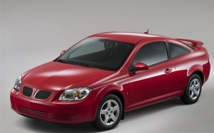 Pontiac Cars Wallpaper, Red Super Car on White Background, Nice Look