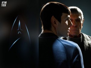 Spock in Star Trek Post in 1600x1200 Pixel, It Displays the Whole Life of the Man, Shall Strike a Deep Impression - TV & Movies Post