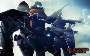 Resident Evil Operation Raccoon City Game Post in Pixel of 1920x1200, All Guys Equipped to Teeth, Fighting Against Poison? - TV & Movies Post